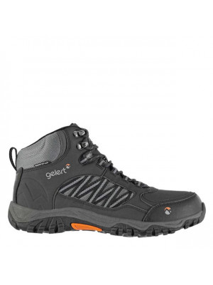 Horizon Waterproof Mid Mens Walking Boots Navy 7