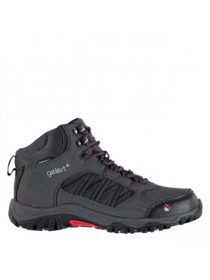 Horizon Waterproof Mid Mens Walking Boots Charcoal 8