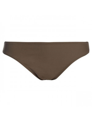 Blackseal 1 Shoulder Bikini Briefs Khaki 10 (S)