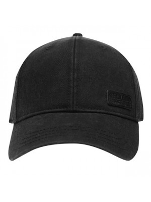 Canvas Cap Mens Black Mens