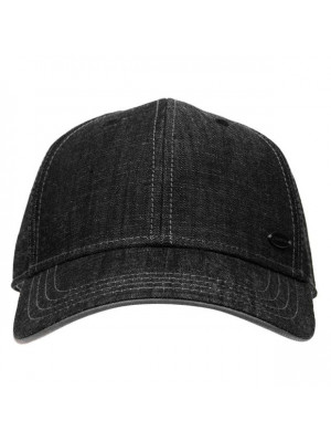 Canvas Cap Mens Dark Denim Mens