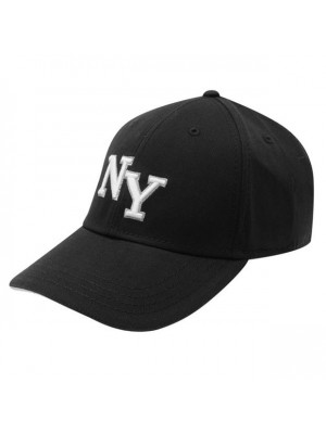 NY Cap Black One Size