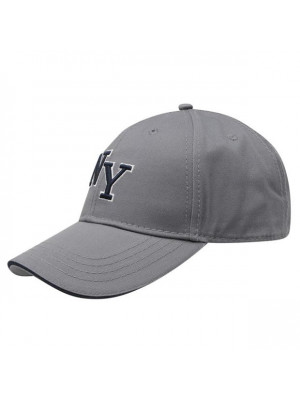 NY Cap Charcoal One Size