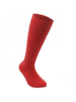Football Socks Mens Plus Size Red Mens 12+