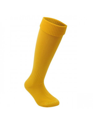 Football Socks Mens Plus Size Yellow Mens 12+