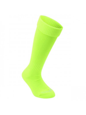 Football Socks Mens Plus Size Fluo Green Mens 12+