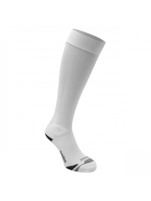 Elite Football Socks Mens White Mens 12+
