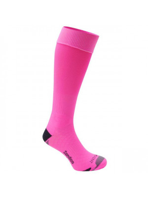 Elite Football Socks Mens Fluo Pink Mens 12+