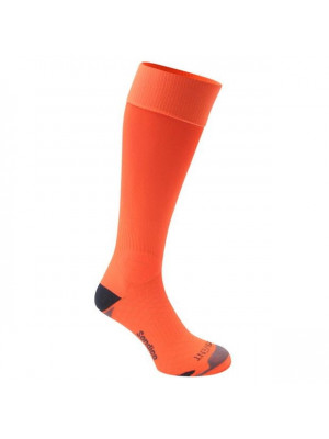 Elite Football Socks Mens Fluo Orange Mens 12+