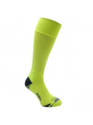 Elite Football Socks Mens Fluo Yellow Mens 12+
