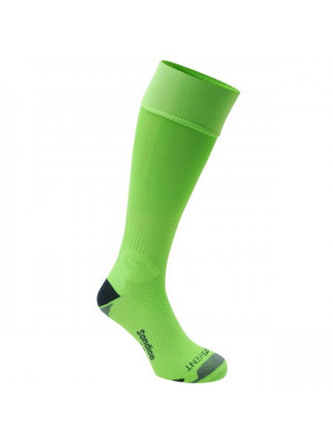 Elite Football Socks Mens Fluo Green Mens 12+