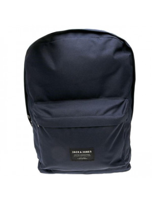 Basic Logo Backpack Navy Mel One Size