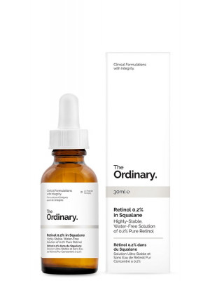 Retinol 0.2% in Squalane 30ml