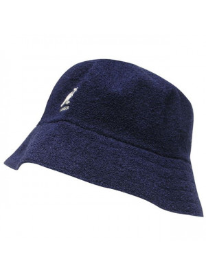 Kangol Boucle Bucket Hat - NavyMale