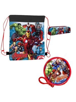 Official Marvel Avengers 3 Piece set