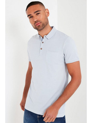 I Saw it First - Light Blue Mens Short Sleeve T-Shirt