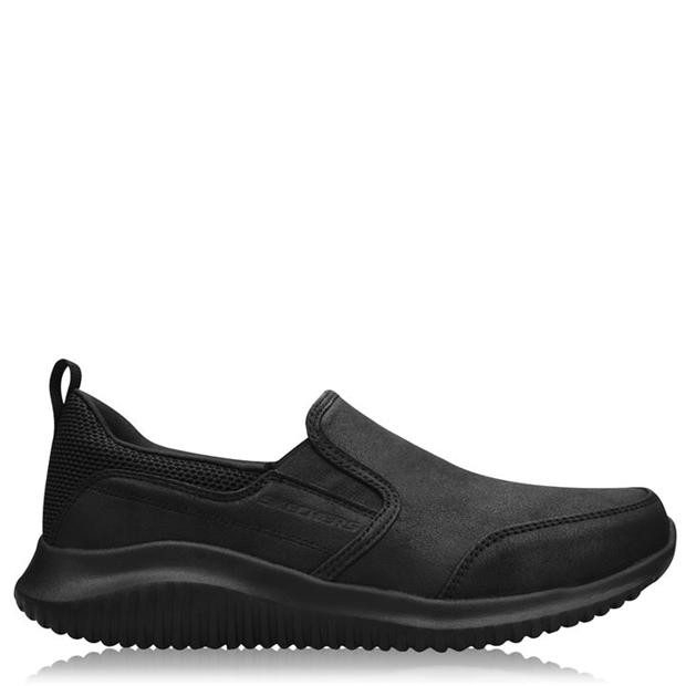 Flection Trainers Mens Black 7 (41)